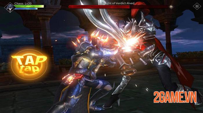 Blade of God - Game hành động 3D mang lại trải nghiệm như game console 2