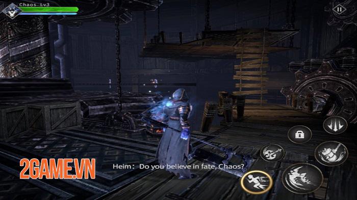 Blade of God - Game hành động 3D mang lại trải nghiệm như game console 1