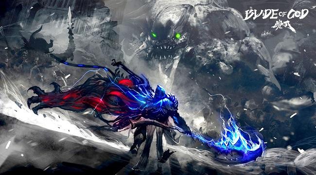 Blade of God – Game hành động 3D mang lại trải nghiệm như game console