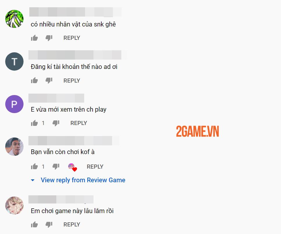 Game thủ Việt mong muốn KOF AllStar VNG: Quyền Vương Chiến sớm về Việt Nam 3