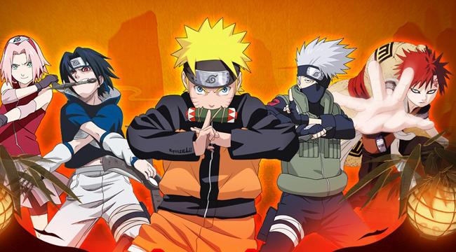 Hỏa Chí Anh Hùng - Naruto H5 chính thức ra mắt cộng đồng game thủ Việt - Gametac