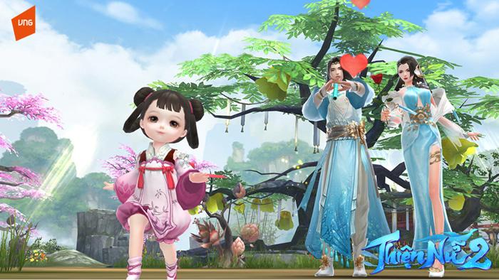 Thiên đường giải trí Thiện Nữ 2 hé lộ hình ảnh Việt hóa 69% trước ngày ra mắt 1