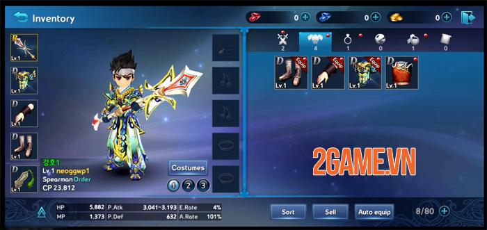 Công ty MGame Hàn Quốc ra mắt Hiệp Khách Giang Hồ Mobile nguyên vị PC 2