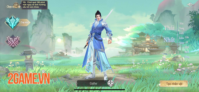 Cảm nhận Jade Sword: MMORPG nhẹ - đẹp - hay! 0