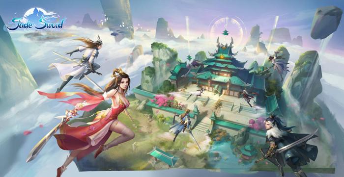 Cảm nhận Jade Sword: MMORPG nhẹ - đẹp - hay! 4