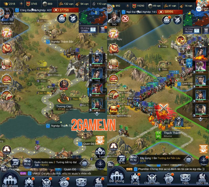 Tam Quốc Chí 2020 - Tựa game chiến thuật màn hình dọc đầy tinh tế 2