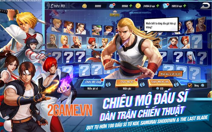 KOF AllStar VNG – Quyền Vương Chiến có gì đặc sắc khi ra mắt tại Việt Nam?! 1