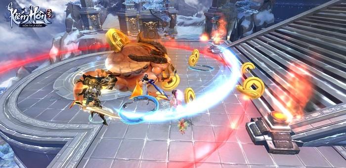 Server game Kiếm Hồn 3D bị lấp đầy chỉ sau 2 tiếng thử nghiệm 5