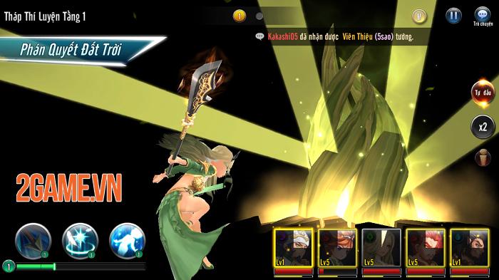 Loạn Thế Anh Hùng 3Q vừa có tạo hình nghệ thuật lại còn sở hữu gameplay đầy sáng tạo 0