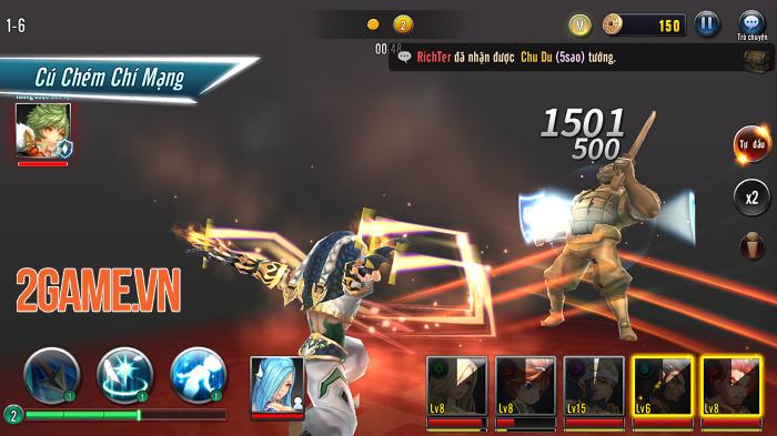 Loạn Thế Anh Hùng 3Q vừa có tạo hình nghệ thuật lại còn sở hữu gameplay đầy sáng tạo 6