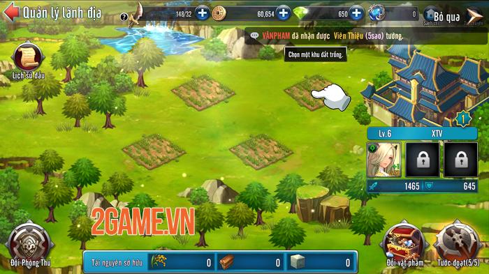 Loạn Thế Anh Hùng 3Q vừa có tạo hình nghệ thuật lại còn sở hữu gameplay đầy sáng tạo 7