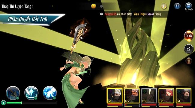 Loạn Thế Anh Hùng 3Q vừa có tạo hình nghệ thuật lại còn sở hữu gameplay đầy sáng tạo