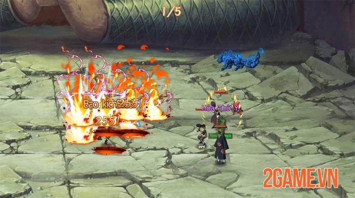 Game Hỏa Chí Anh Hùng có gì đặc biệt mà bao fan Naruto phải trông ngóng? 1