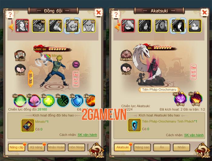 Game Hỏa Chí Anh Hùng có gì đặc biệt mà bao fan Naruto phải trông ngóng? 3