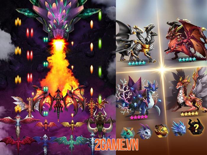 Dragon Epic - Huấn luyện và tiến hóa 20 con rồng độc nhất vô nhị 2
