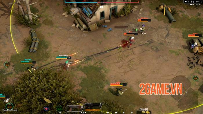 Veterans Online pha trộn hoàn hảo game bắn súng đi cảnh với các chế độ cạnh tranh 2