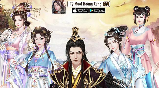 Nhân vật phản diện trong Tỷ Muội Hoàng Cung cũng khiến game thủ xiêu lòng