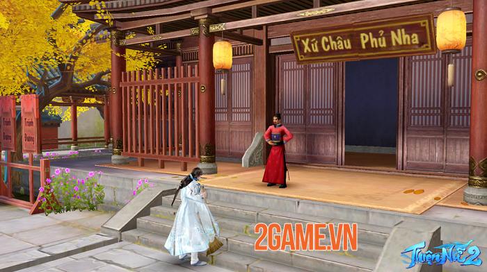 Thiên đường giải trí Thiện Nữ 2 hé lộ hình ảnh Việt hóa 69% trước ngày ra mắt 3