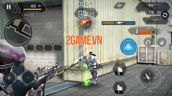 VTC Game mua game đấu súng Special Force M thành công 3
