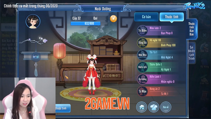 Chạm tay vào Thiện Nữ 2 Mobile thấy lạ từ hình ảnh, mới về nội dung 6