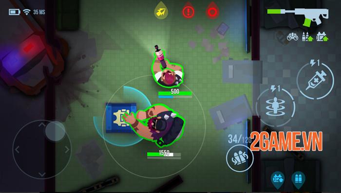 Bullet Echo - Game bắn súng chiến thuật hình thức PVP tổ đội độc đáo 1