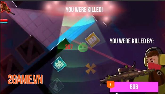 Bullet Echo - Game bắn súng chiến thuật hình thức PVP tổ đội độc đáo 2