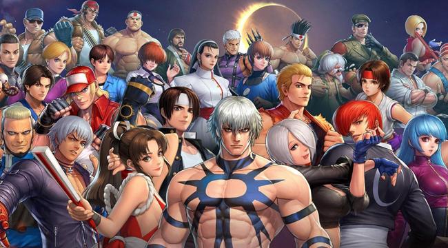 Cốt truyện game KOF All Star – Quyền Vương Chiến khiến fan The King of Fighters thích thú