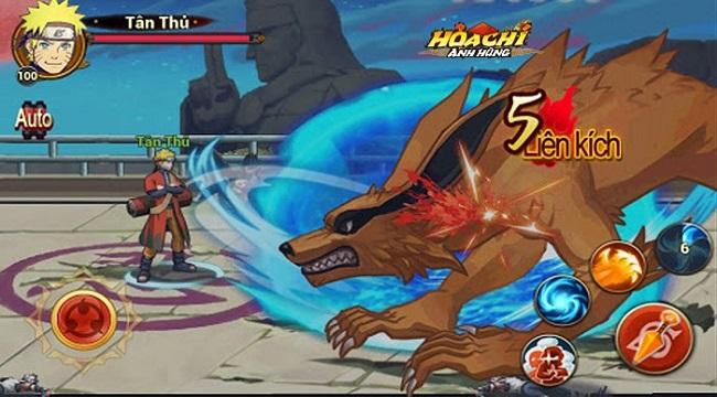 Hỏa Chí Anh Hùng gắn kết những người cùng chí hướng yêu thích Naruto