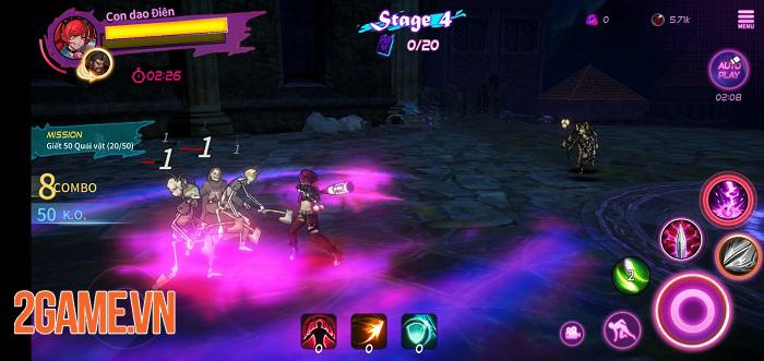 Game hành động A Tag Knight ra mắt ngôn ngữ tiếng Việt 4