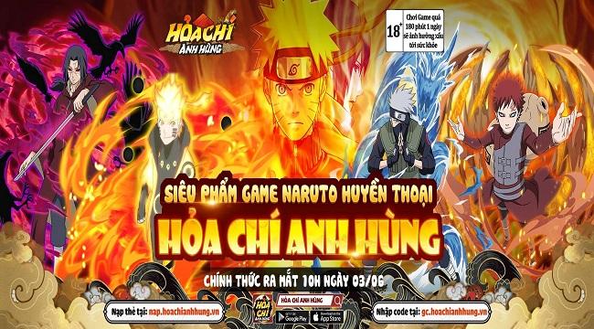 Tặng 499 giftcode game Hỏa Chí Anh Hùng