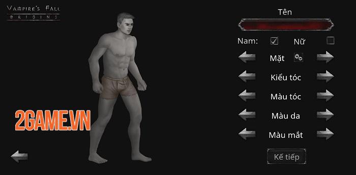 Game phiêu lưu chất lượng trên mobile Vampire's Fall Origins đã có tiếng Việt 0