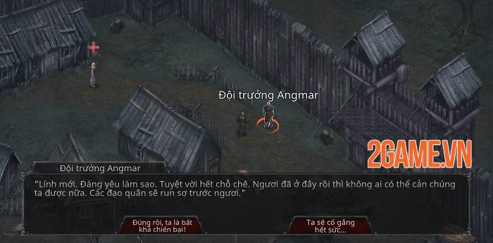 Game phiêu lưu chất lượng trên mobile Vampire's Fall Origins đã có tiếng Việt 2