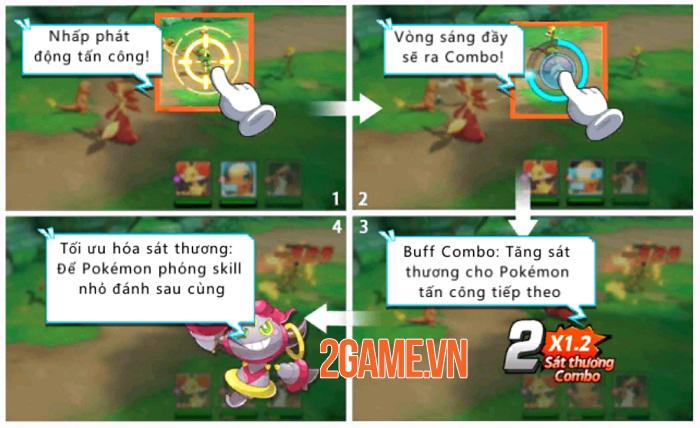 Chẳng thể cưỡng lại cơ chế chiến đấu liên trảm đặc sắc của Thần Thú 3D 2