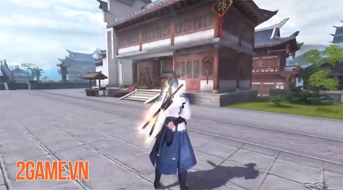 Lục Mạch Thần Kiếm 3D Mobile công bố ngày thử nghiệm 4