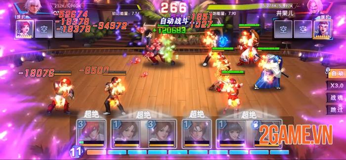 KOF AllStar VNG - Quyền Vương Chiến là sân chơi lớn có quy mô toàn cầu 3