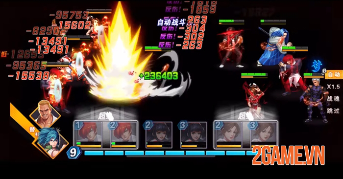 KOF AllStar VNG - Quyền Vương Chiến là sân chơi lớn có quy mô toàn cầu 4