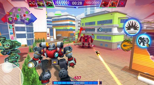 Star Robots – Đấu trường chiến đấu nhiều người chơi độc đáo và thú vị