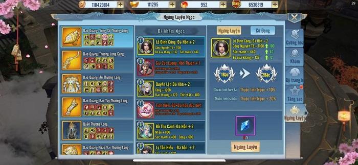 Ts Hai quan trở thành game thủ Tình Kiếm 3D đầu tiên đạt 100 triệu lực chiến 3