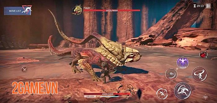 Yeager - Game mobile hành động săn quái không cần cày cuốc 2