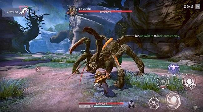 Yeager – Game mobile hành động săn quái không cần cày cuốc