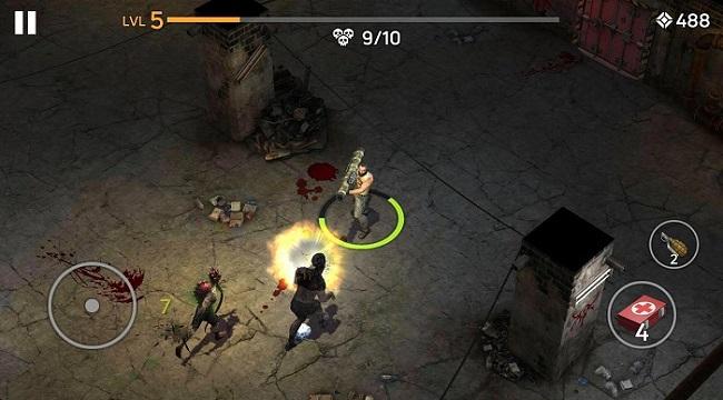 Zombie Arena – Game bắn súng sinh tồn đắm chìm trong thế giới hậu tận thế