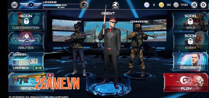 Death Dealers - Game bắn tỉa đồ họa 3D chân thực với những trận chiến đẫm máu 0