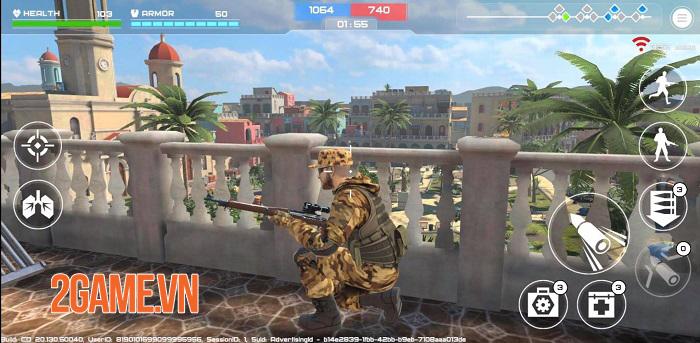 Death Dealers - Game bắn tỉa đồ họa 3D chân thực với những trận chiến đẫm máu 2