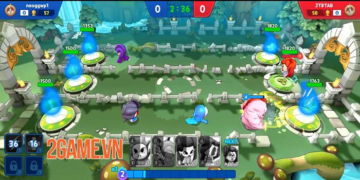 Ghost War - Game chiến thuật siêu dễ siêu vui chỉ cần một ngón tay 0