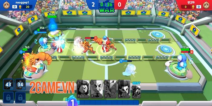 Ghost War - Game chiến thuật siêu dễ siêu vui chỉ cần một ngón tay 2
