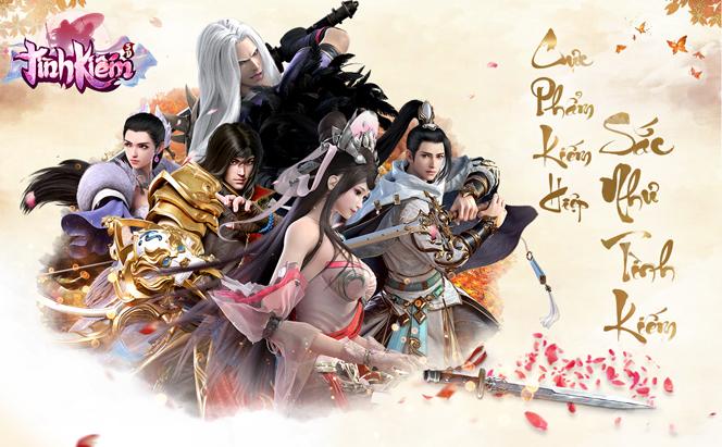 Tình Kiếm 3D tiếp tục nâng tầm gameplay với bản big update Thời Đại Hoàng Kim 0