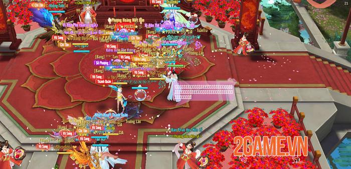 Tình Kiếm 3D thời 2020 là cuộc chiến mang tầm liên server 2