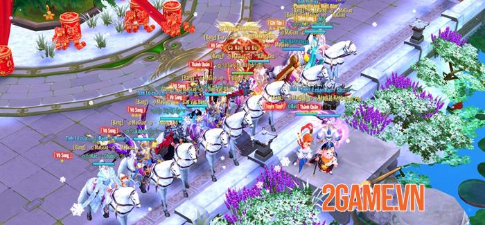 Tình Kiếm 3D thời 2020 là cuộc chiến mang tầm liên server 1