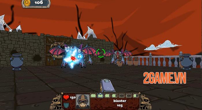 Demon Blast - Game bắn súng thành công trên PC được phát hành trên mobile 1