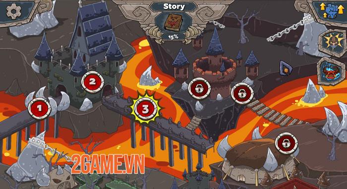 Demon Blast - Game bắn súng thành công trên PC được phát hành trên mobile 2